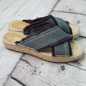 G.H. Bass & Co Anabelle espadrille sandals